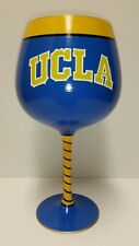 Boelter Brands UCLA Bruins Hand Painted Artisan Glasswar 33oz Wine Glass NCAA