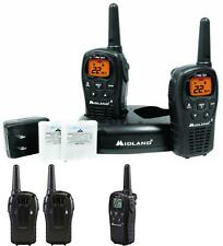 Midland Lxt500Vp3 Two Way Radio Walkie Talkie Set 24 Mile Range 2 Pack Set Sale
