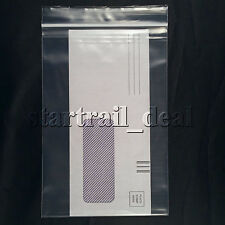 """1000 x Clear 2 x 3"""" 2Mil Reclosable Ziplock Poly Plastic Small Tiny Bags"""