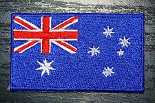 AUSTRALIA Australian Country Flag Embroidered PATCH Badge *NEW*