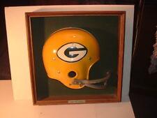 1970's Green Bay Packers Riddell Football Helmet Plaque