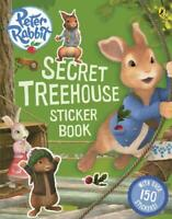 Peter Rabbit Animation: Secret Treehouse Sticker Activity Book by Beatrix Potter