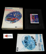 HYPER RALLY MSX Msx 2 Konami RC718 European Good Condition