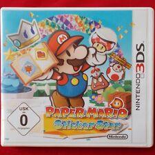 Nintendo 3DS ► Paper Mario: Sticker Star ◄ TOP