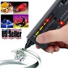 Diamond Tester Gemstone Selector II Gems LED Indicator Jewelry Tool