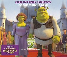 COUNTING CROWS - Accidentally In Love - CD Single 2004 - Shrek 2 Adam Duritz