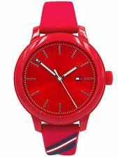 Tommy Hilfiger Analog Casual Ashley Red Ladies 1782233