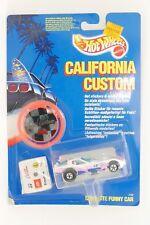 HOT WHEELS CALIFORNIA CUSTOM CORVETTE FUNNY CAR #2102 EN BLISTER