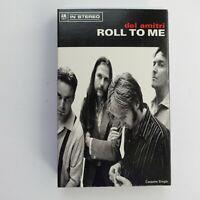 Del Amitri Roll To Me (Cassette)
