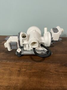 Whirlpool Maytag Washer Pump Assembly OEM Part # W113219789 W11458345