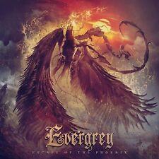 EVERGREY - ESCAPE OF THE PHOENIX CD ALBUM NEW (26TH FEB) phd