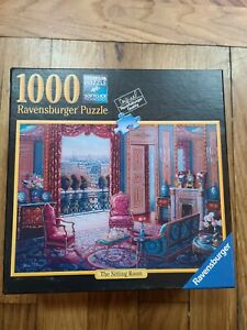 Ravensburger THE SITTING ROOM 1000 Piece Jigsaw Puzzle