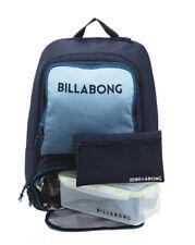 NEW BILLABONG 'JUGGERNAUGHT' BOYS BACKPACK S SCHOOL BAG LAPTOP + LUNCH BOX 29L