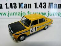 PL188 1/43 IXO IST déagostini POLOGNE FIAT 125 P Rallye Polski