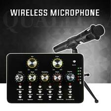 Sound Card Portable Internet Entertainment Personal Streaming Live Applicable