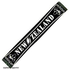 scarf RUGBY NOUVELLE ZEALAND NEW ZEALAND ALL BLACK scarf football jersey flag