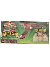 Mighty Morphin Power Rangers Power Gun/Sword And Power Morpher