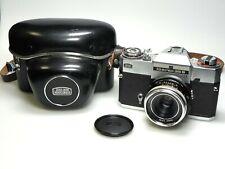 Zeiss Ikon Icarex 35 S BM + Carl Zeiss Tessar 50mm F/2.8