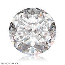 2.66ct I-VS2 Ideal Cut Round Brilliant AGI 100% Genuine Diamond 8.80x8.80x5.40mm