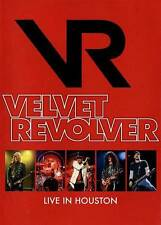 Velvet Revolver: Live in Houston, Texas (DVD, 2010)
