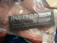 Harley Kerker exhaust muffler pipe FXR FXRT FXRP nameplate 65217-86 NOS EP11669
