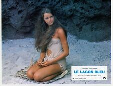 BROOKE SHIELDS THE BLUE LAGOON 1980 VINTAGE LOBBY CARD #2