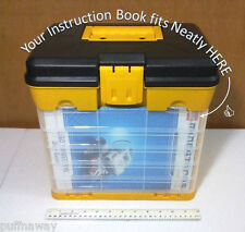 Custom ORGANIZER / STORAGE SYSTEM - for LEGO Mindstorms NXT 2.0 8547 - LOOK!!!