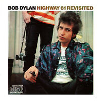 BOB DYLAN Highway 61 Revisited CD BRAND NEW