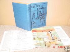 Vintage,Book,Far Past The Frontier,Braden,Indian,Wester