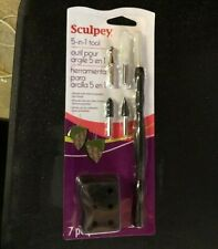 Sculpey 5-In-1 Tool-, ASCT01 Clay Tool