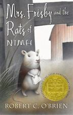 Mrs. Frisby and the Rats of NIMH (Hardback or Cased Book)