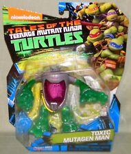 """TOXIC MUTAGEN MAN Tales Teenage Mutant Ninja Turtles TMNT 4"""" Figure 2017"""