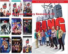The Big Bang Theory: Complete Series Seasons 1-10 DVD Set - Brand New