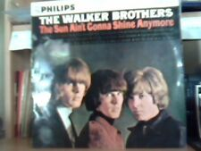 VENDS 33T THE WALKER BROTHERS THE SUN AIN'T GONNA SHINE ANYMORE ref 2153