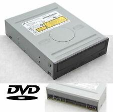"EXTERN 5,25"" 13,33cm DVD-ROM CD-ROM DVDROM CDROM MIT 40-POL IDE ANSCHLUSS ECODVD"