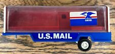 1979 Buddy L US Mail TRAILER 0316 Blue Windows JAPAN Semi Trailer USPS