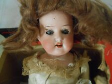 German Doll Huebach Koppelsdorf #275.14/0 Jointed Feet And Arms Look Wow