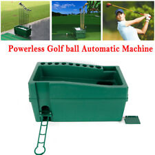 Us Electricity-Less Golf Ball Dispenser Powerless Automatic Golf Training Simply