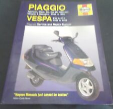 Piaggio Vespa Scooters, 1991-98 Haynes Service by Coombs, Matthew Paperback
