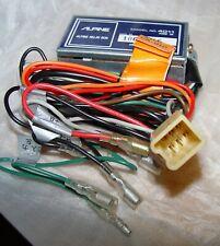 New listing /Alpine Relay Box Model 4011 for Ck-610,Ck-910 & 5400 Nib Genuine Rare�💎🔧�