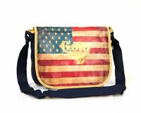 Borsello Gola Borsa Tracolla Uomo Donna Shoulder Bag Men Women Messenger Usa