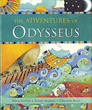 The Adventures of Odysseus (2006 publication)-ExLibrary