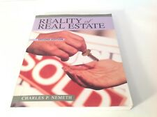 Reality of Real Estate by Charles P. Nemeth (2006, Paperback, Revised) 2nd Editi