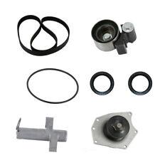 Engine Timing Belt Kit with Water Pump-Water Pump Kit Continental Elite PP295LK2