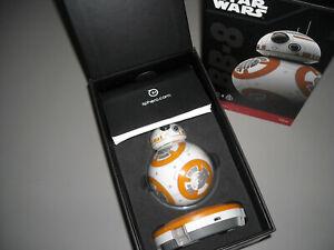 Star Wars BB-8 App-Enabled Sphero Droid . Force Awakens Autonomous BB8..PERFECT.