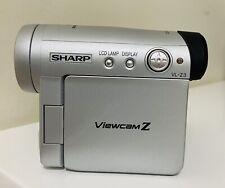 New ListingSharp Vl-Z3 Video Camera Camcorder ViewcamZ W/ Li-ion Battery 500x Digital Zoom