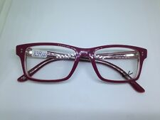 ray-ban RB5225 optische Brille rot Frau RED Brille Brille lunettes