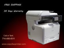Ricoh Mp 401spf Blackwhite Copier Printer Scanner Fax Low Counts Available