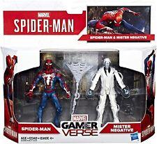 Hasbro - Marvel Gamerverse 4 in Spider-Man & Mister Negative 2-pack (Bbhae3596)