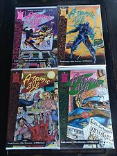 ATOMIC AGE #1 2 3 4 COMPLETE FULL SET HIGH GRADE NM